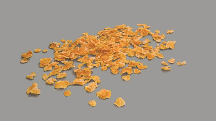 Cornflakes Sample