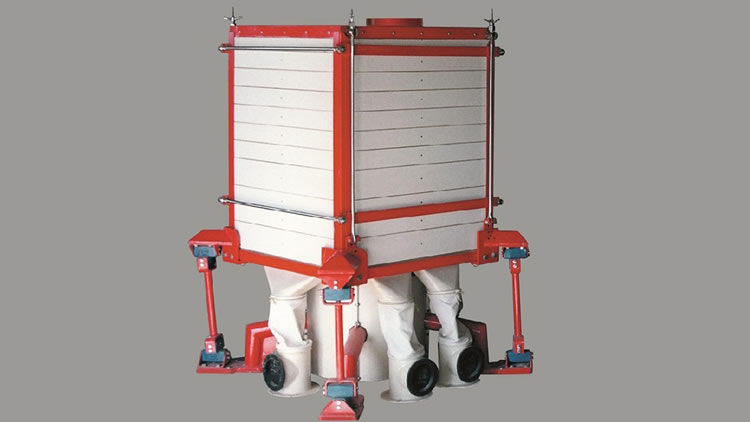 Monocase Rotary Sifter