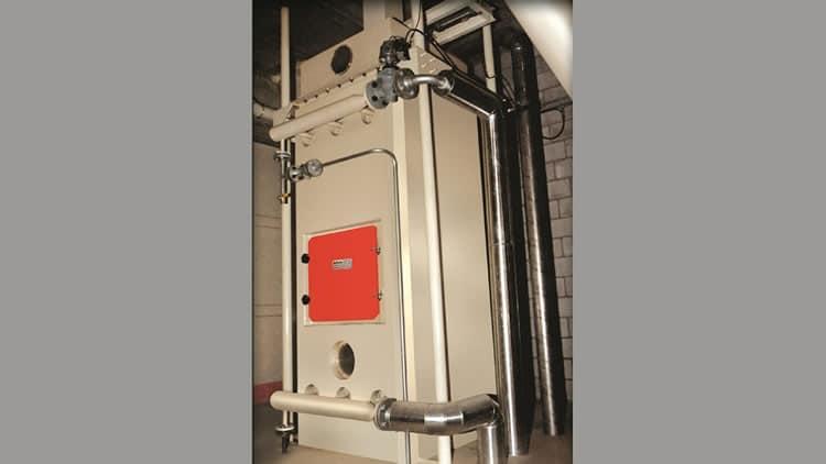 HVV Steam chest